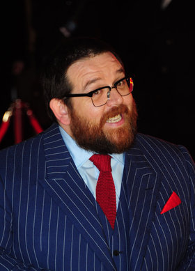 Nick frost article