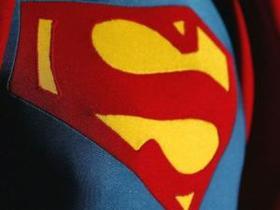 Superman chest logo article
