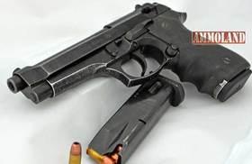 Beretta 92 pistol article