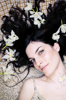 Hair perfume article
