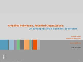Amplified individuals amplified organizations 1 728 article