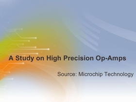 A study on high precision opamps 1 728 article