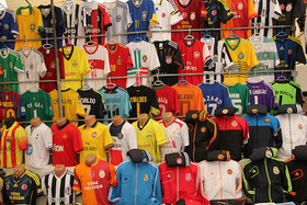 Soccer shirts article