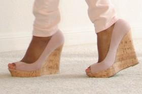 Pastel peplum shoes 300x200 article