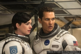 Matthew mcconaughey anne hathaway interstellar article