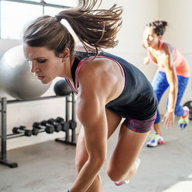 Woman hiit article