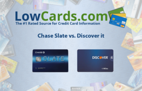 Chase slate vs discover it article