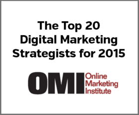 The top 20 digital marketing strategists for 2015 hero image article