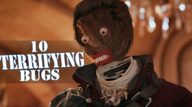 The 10 most horrifying bugs in assassins creed unity1 article