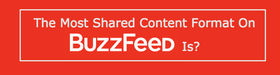 Buzzfeed content format article