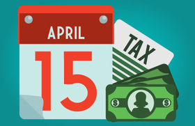 Freebies tied to april 15 tax day article