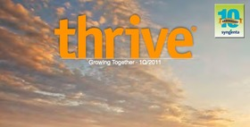 Thrive article