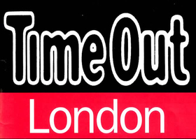 Time out logo article