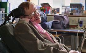 Stephen hawking galaxy song article