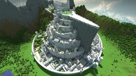 Minecraft minas tirth article