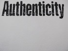 Authenticity article