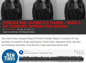 Podcast hanna article