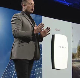 Elon musk tesla powerwall article