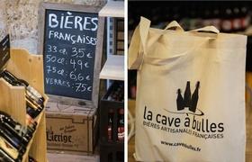 Hip paris blog craft beer shops palmyre roigt la cave a bulles montage 11 article
