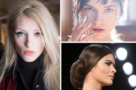 Nyfw fw2014 beauty looks article article