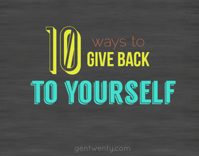 10waystogivebacktoyourself article