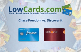 Chase freedom vs discover it article