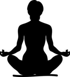 Meditation clipart meditation clipart animal 272x300 article