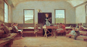 The country school winslow homer article