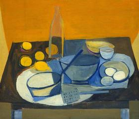 Kitchen still life 1948.jpghalfhd article