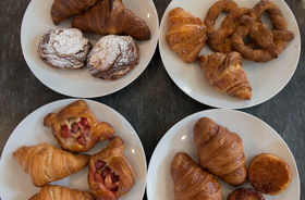 All four croissants article