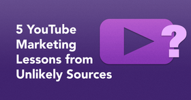 Youtube marketing lessons article