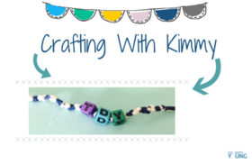 Crafting with kimmy article