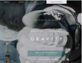 Gravity web 290 article