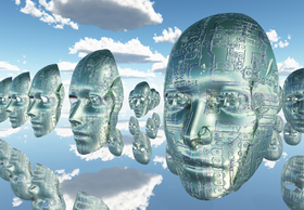 Robots in the cloud article