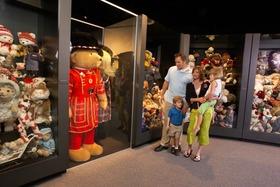 Daytona museum art science teddy bear credit moas image mclaren family article