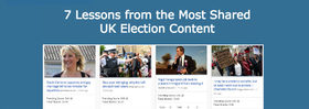 7 lessons election content article