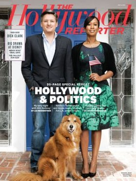 Hollywood reporter political issue article