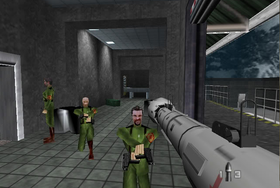 Goldeneye article