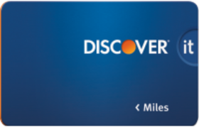 Discover miles article