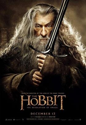 The hobbit poster gandalf article