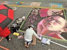0508 news chalk art kl 0002 article