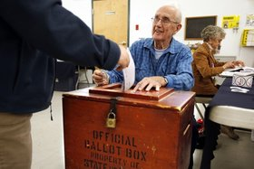 Poll worker article
