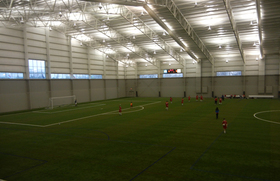 Ultimate soccer arenas main field article