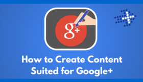 How to create content suited for google  article