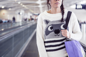 Fashion girl knitwear 4611 article
