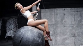 Miley cyrus wrecking ball article