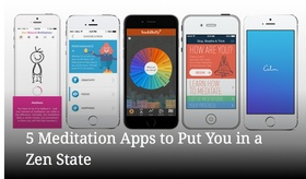 Meditaion apps article