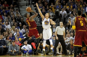 Stephen curry kyrie irving nba cleveland cavaliers golden state warriors article
