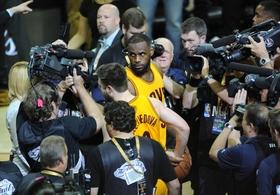 Matthew dellavedova lebron james nba playoffs golden state warriors cleveland cavaliers article