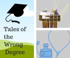 Tales of the wrong degree article